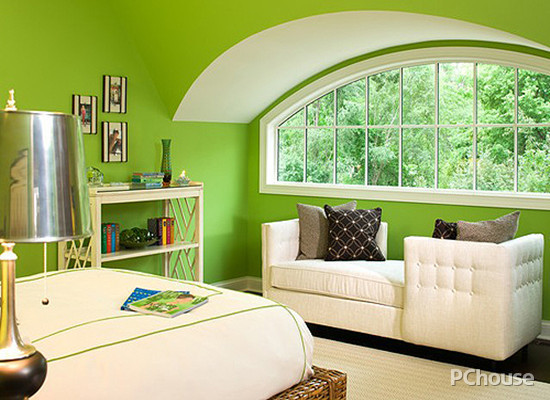 - Beautiful pictures of lime green bedroom decoration design ideas ...