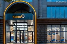 Ippolito Fleitz Group�O�作品 | 五角��SOHO3Q共享�k公空�g